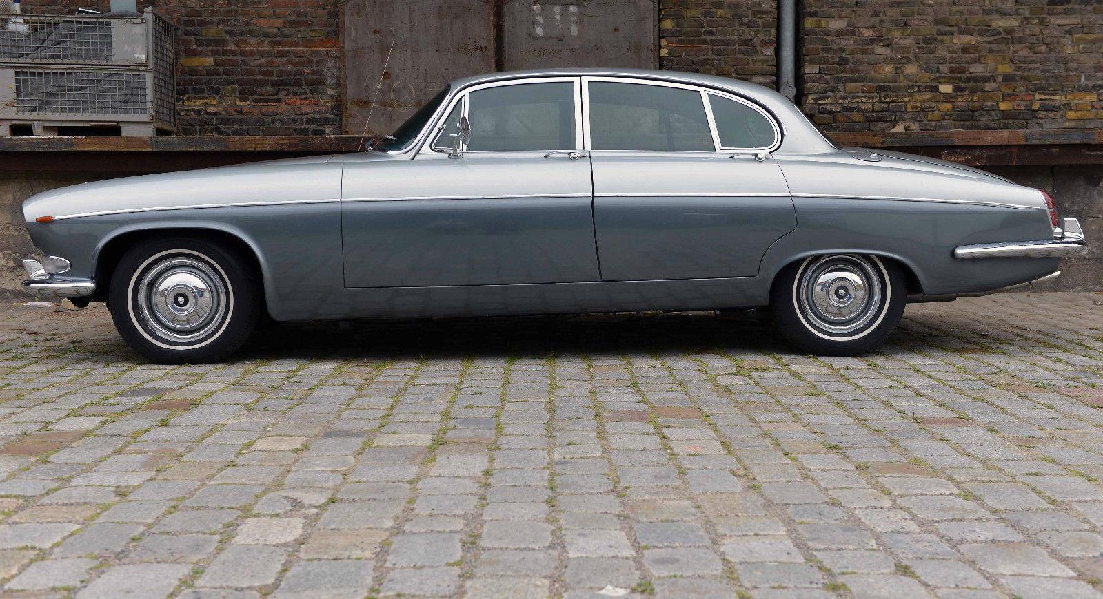 1967 Jaguar 420 G Big Gee For Sale