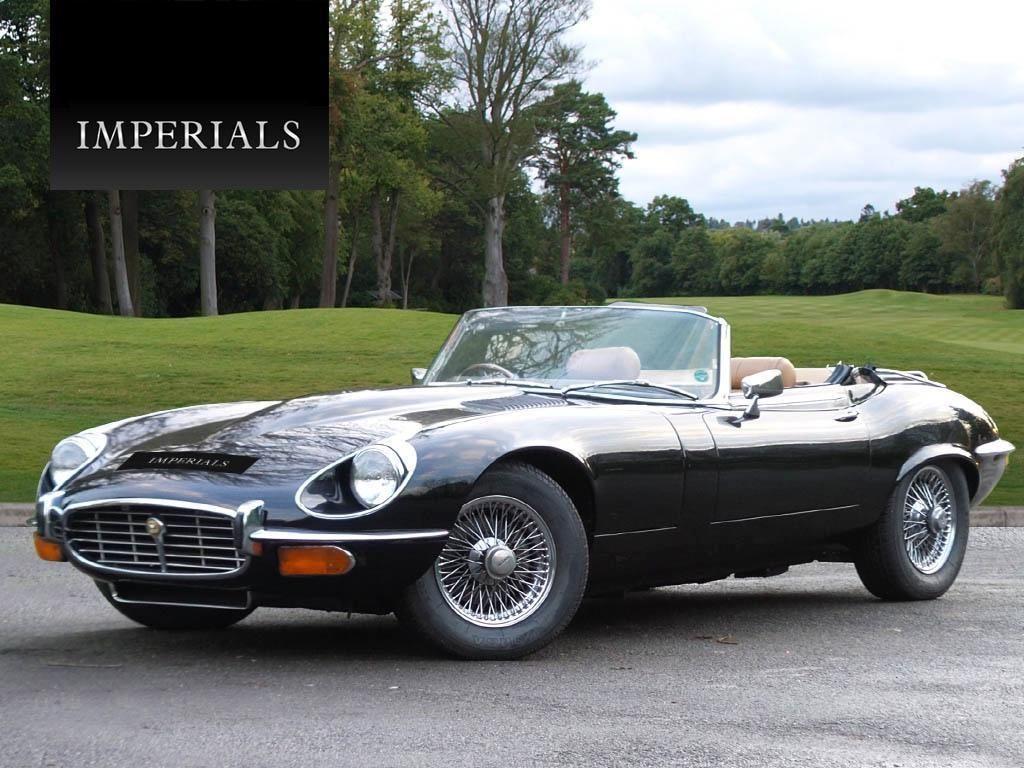 1972 Jaguar E Type For Sale