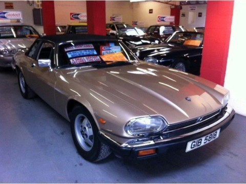 1985 Jaguar XJS 3.6 2DR for sale