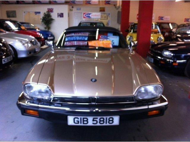 1985 Jaguar XJS 3.6 2DR