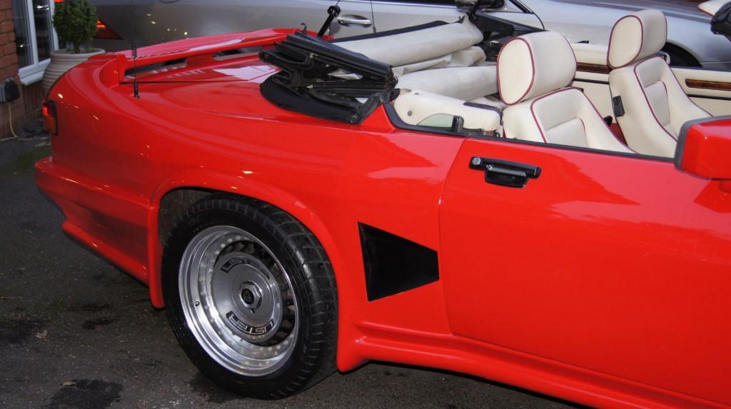 1989 Jaguar XJS LISTER Convertible
