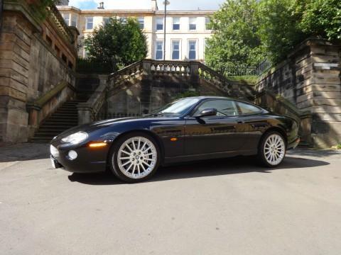2004 Jaguar XK8 4.2 Auto Coupe Black for sale