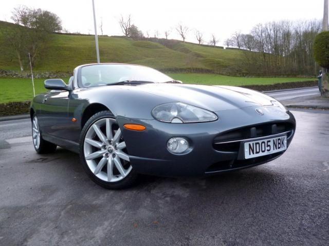 2005 Jaguar XF 4.2 Convertible