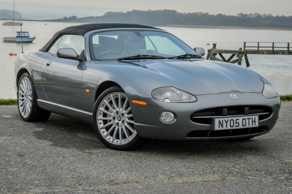 2005 Jaguar XK8 4.2 Final Edition Convertible