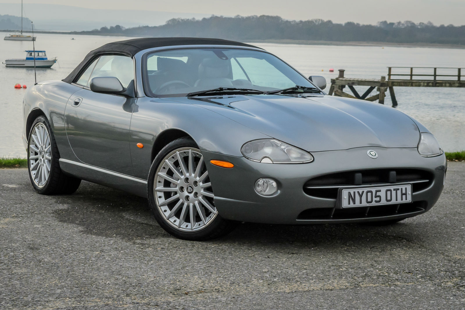 2005 Jaguar Xk8 4 2 Final Edition Convertible For Sale