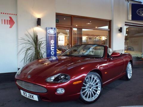 2005 Jaguar XKR 4.2 V8 Supercharged Convertible for sale
