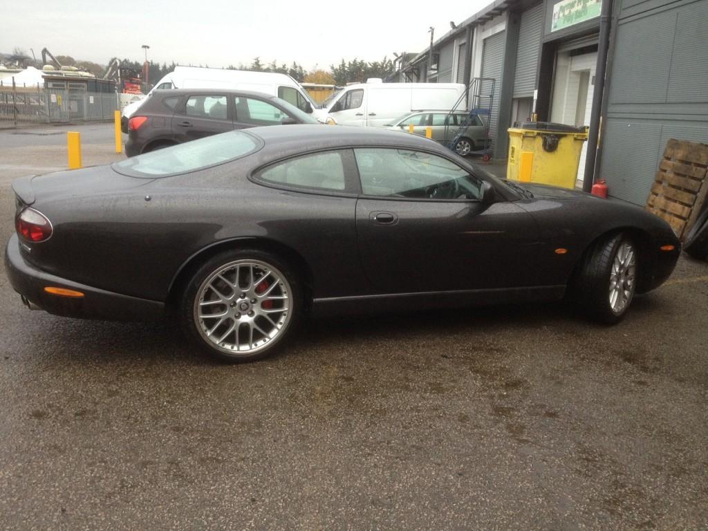 2005 Jaguar XKR Coupe