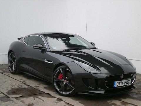2014 Jaguar F-TYPE 5.0 Supercharged V8 R for sale