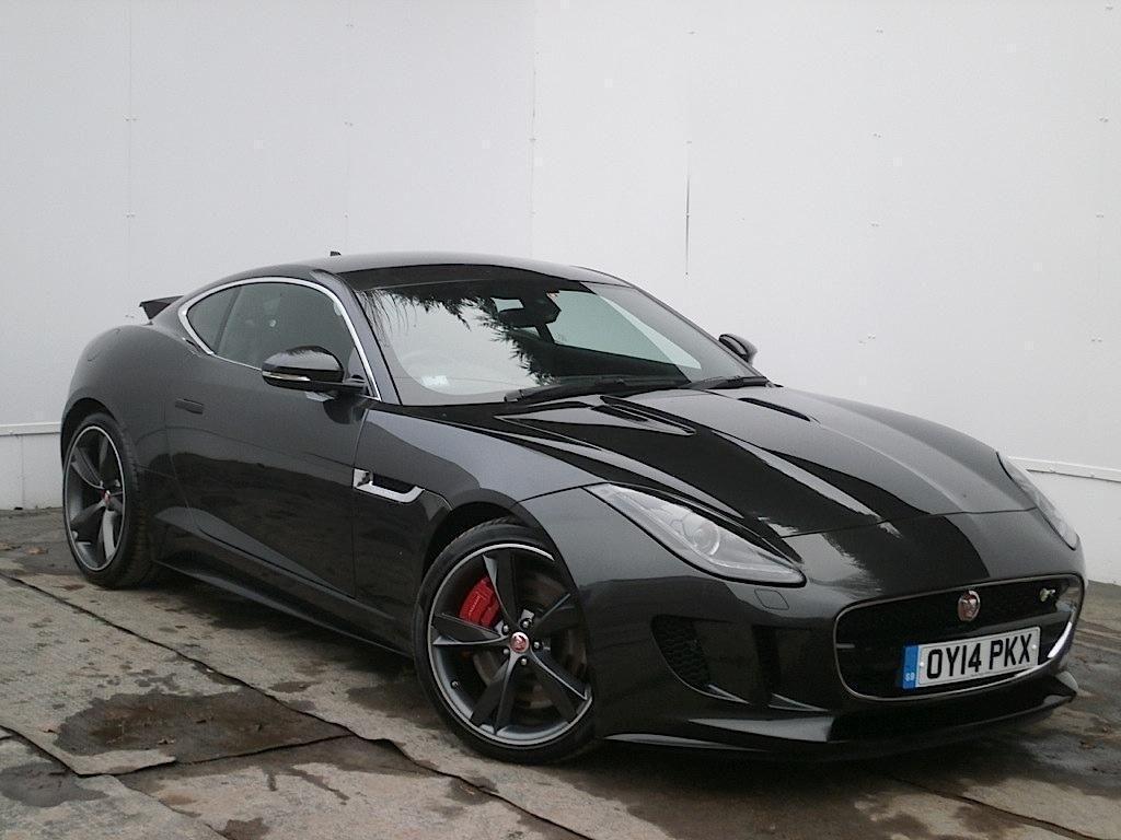 2014 Jaguar F Type 5 0 Supercharged V8 R For Sale