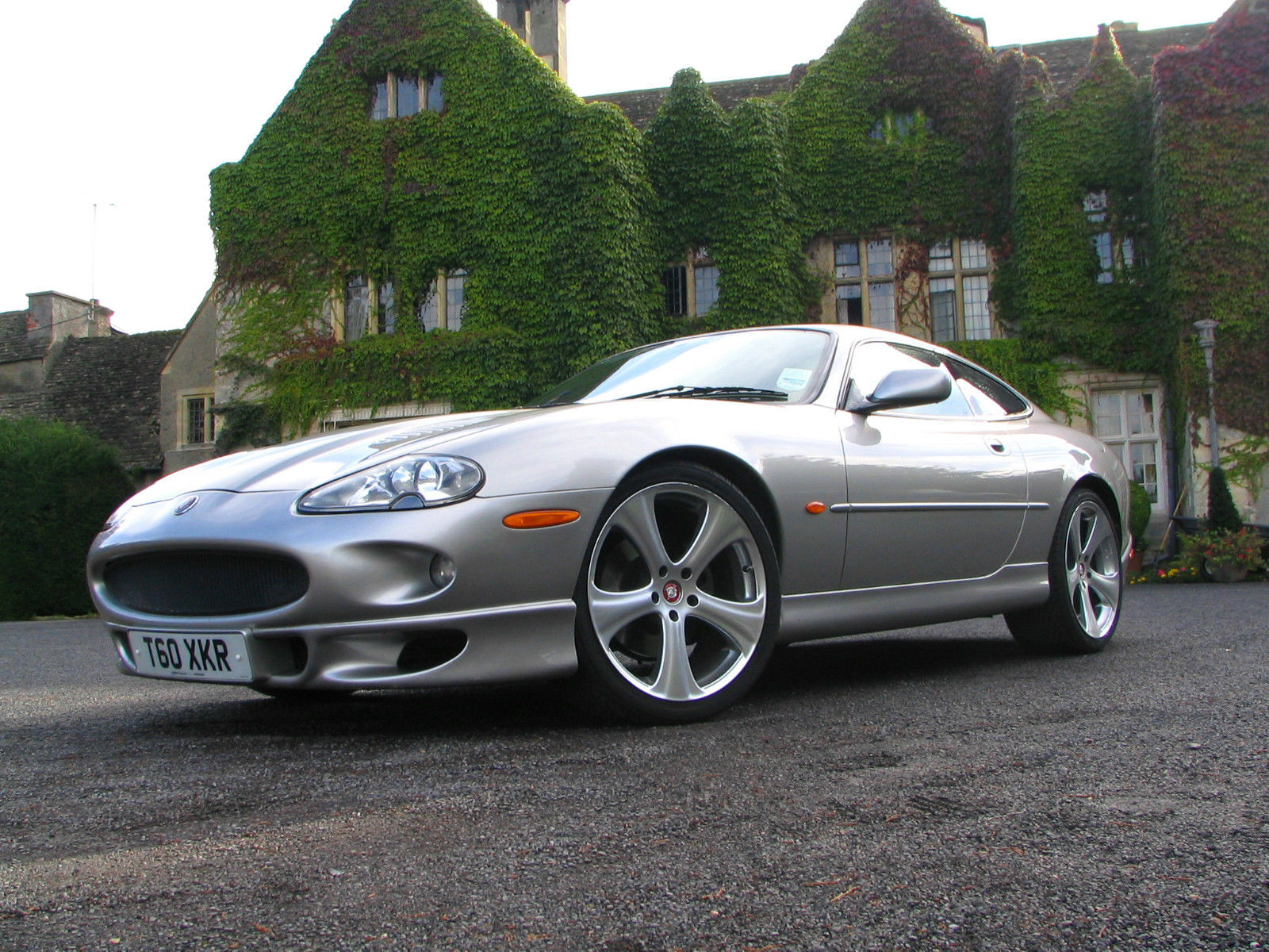 Jaguar Xkr 4 0 Supercharged Coupe V8 For Sale