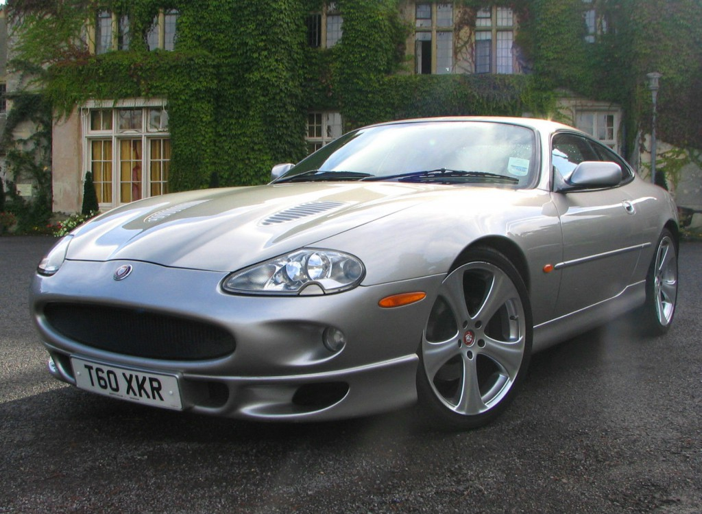 jaguar xkr 4 0 supercharged coupe v8 for sale. Black Bedroom Furniture Sets. Home Design Ideas