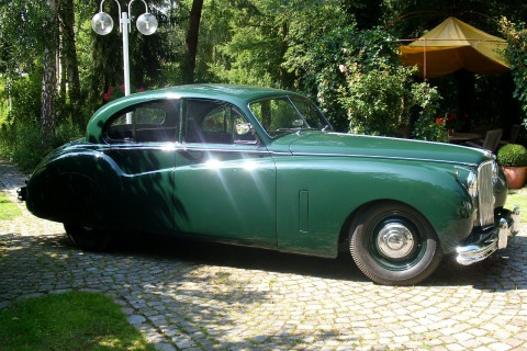 1953 Jaguar MK7 for sale