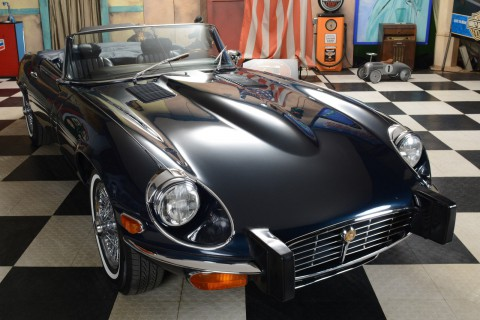 1974 Jaguar E-type Cabrio for sale