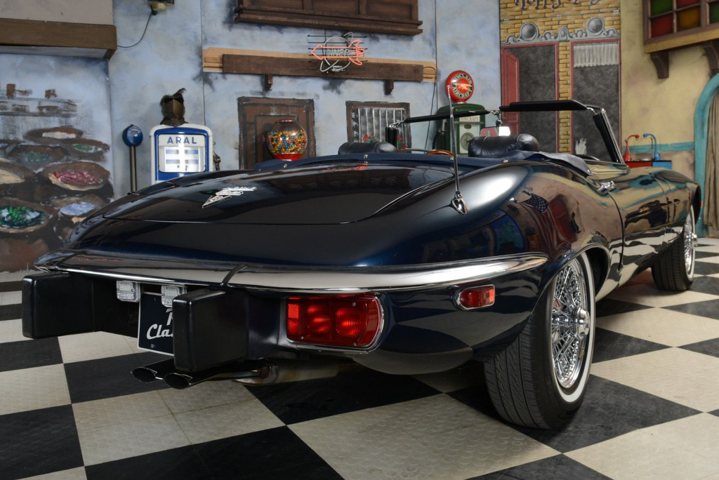 1974 jaguar e type cabrio for sale. Black Bedroom Furniture Sets. Home Design Ideas