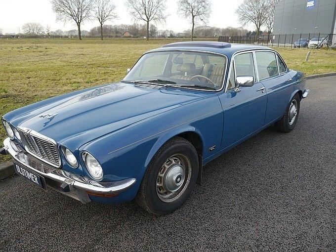 1979 Jaguar Xj 6 4 2 Lwb For Sale