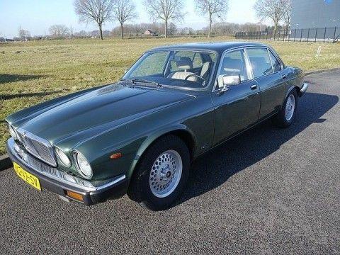 1986 Jaguar XJ-6 4.2 Series III Sovereign for sale