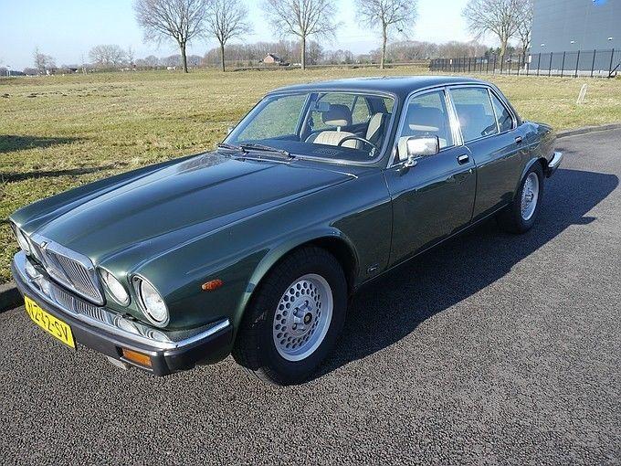 1986 Jaguar Xj 6 4 2 Series Iii Sovereign For Sale