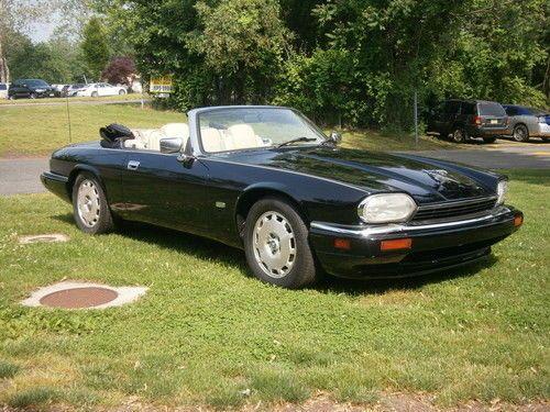 1996 Jaguar XJS Cabrio