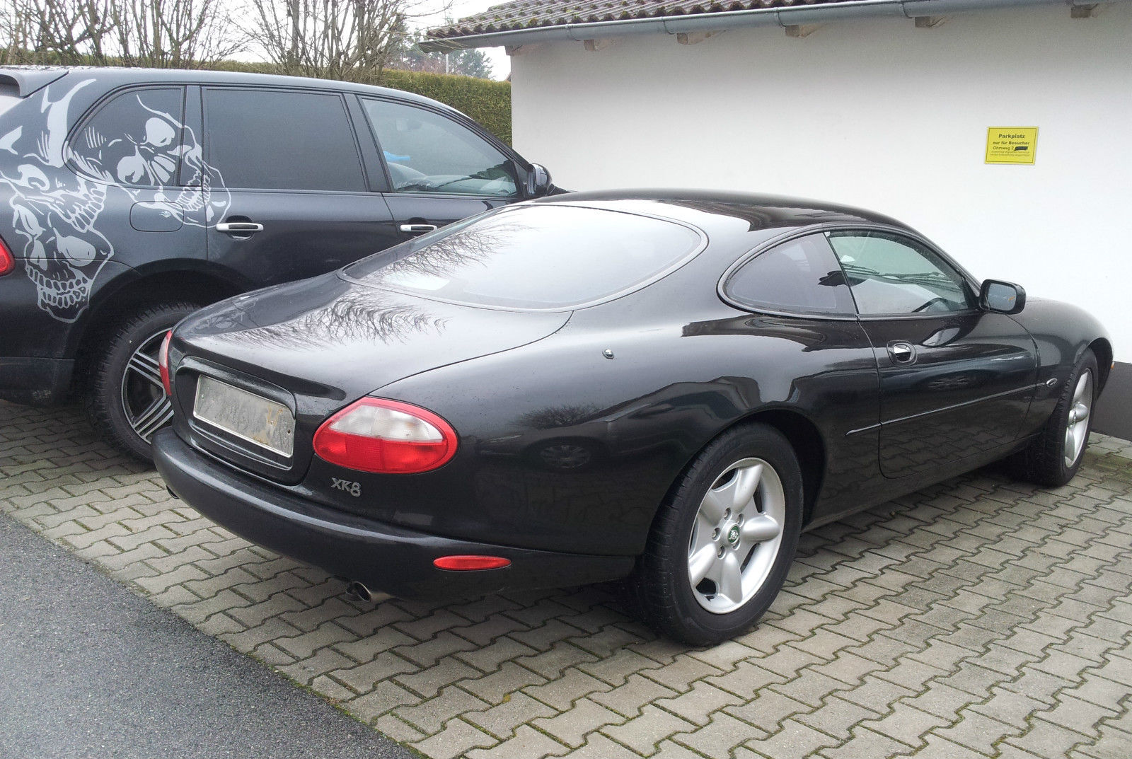 1997 Jaguar Xk8 4 0l For Sale