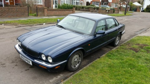 1998 Jaguar XJ Sport V8 for sale