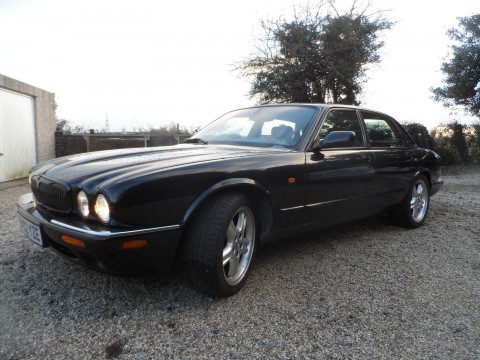 2002 Jaguar XJ8 sport for sale