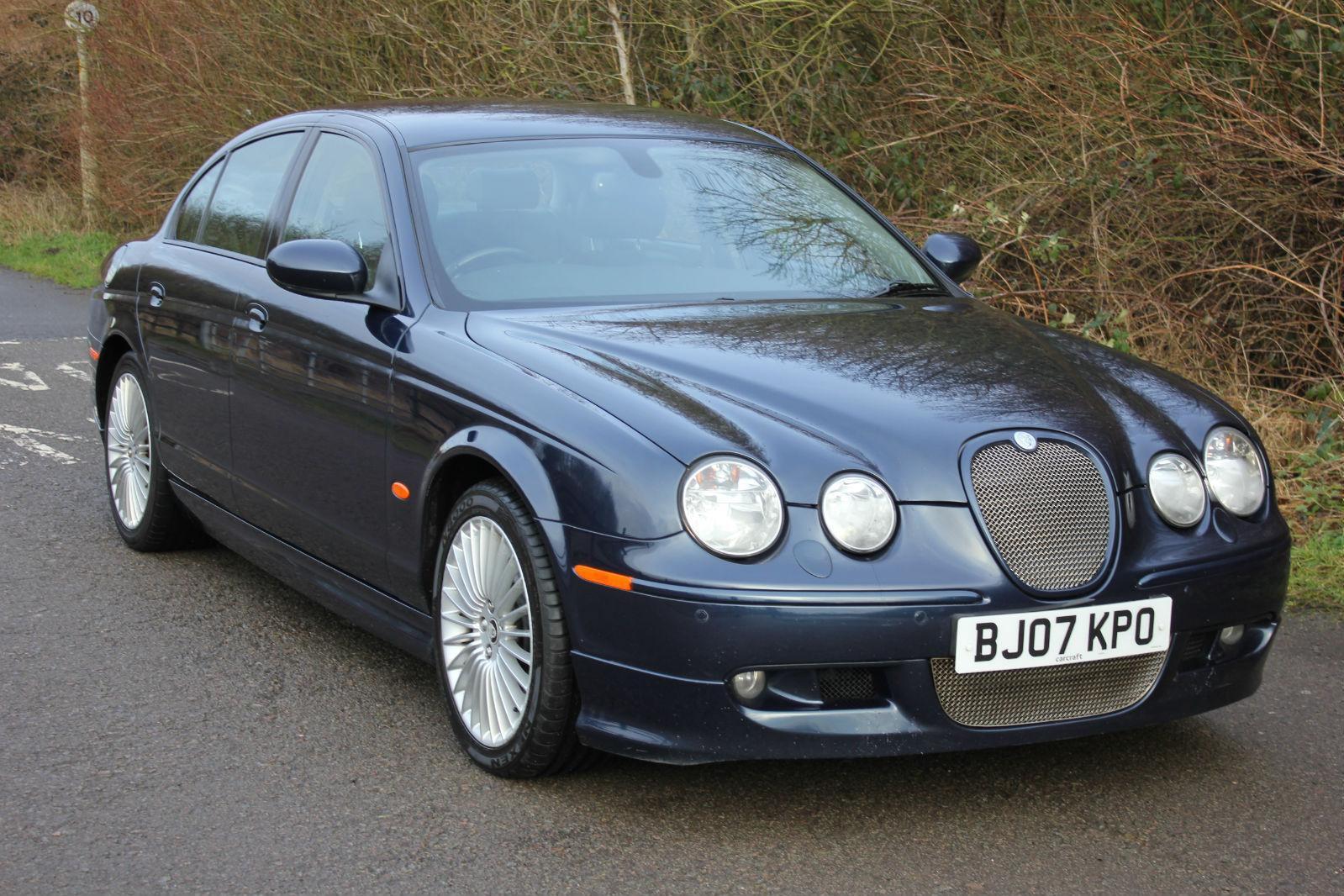 2007 jaguar s type 2 7d v6 auto xs for sale. Black Bedroom Furniture Sets. Home Design Ideas
