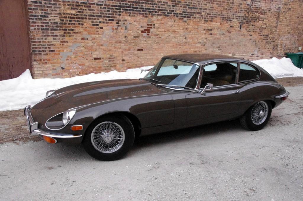 1971 Jaguar E Type For Sale