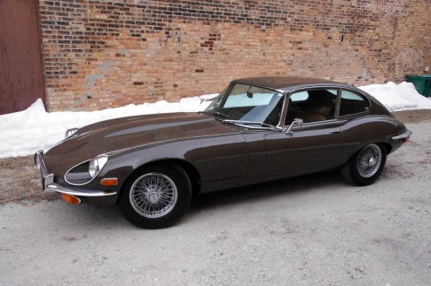 1971 Jaguar E-Type for sale