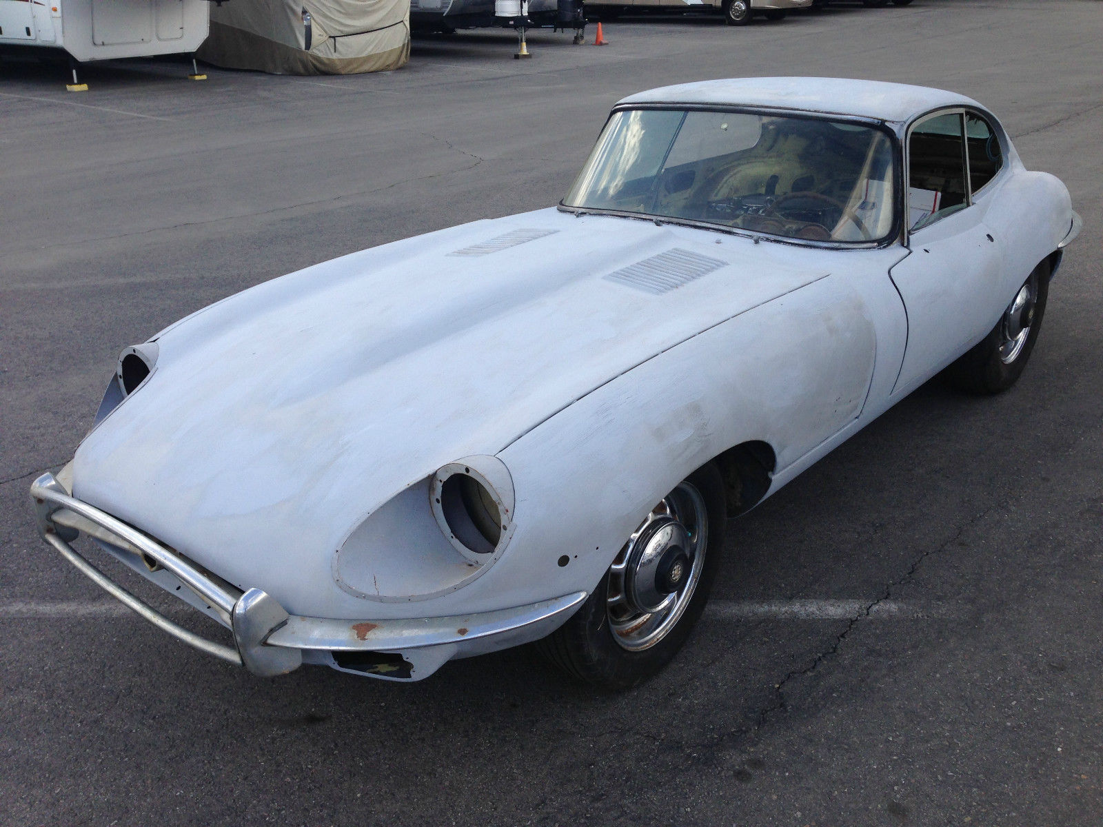 How Much To Repaint A Car >> 1971 Jaguar E-type Series TWO for sale