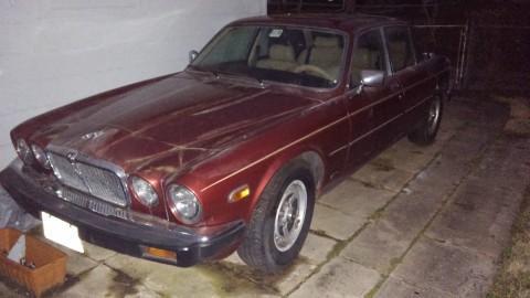 1986 Jaguar XJ Vanden Plas for sale