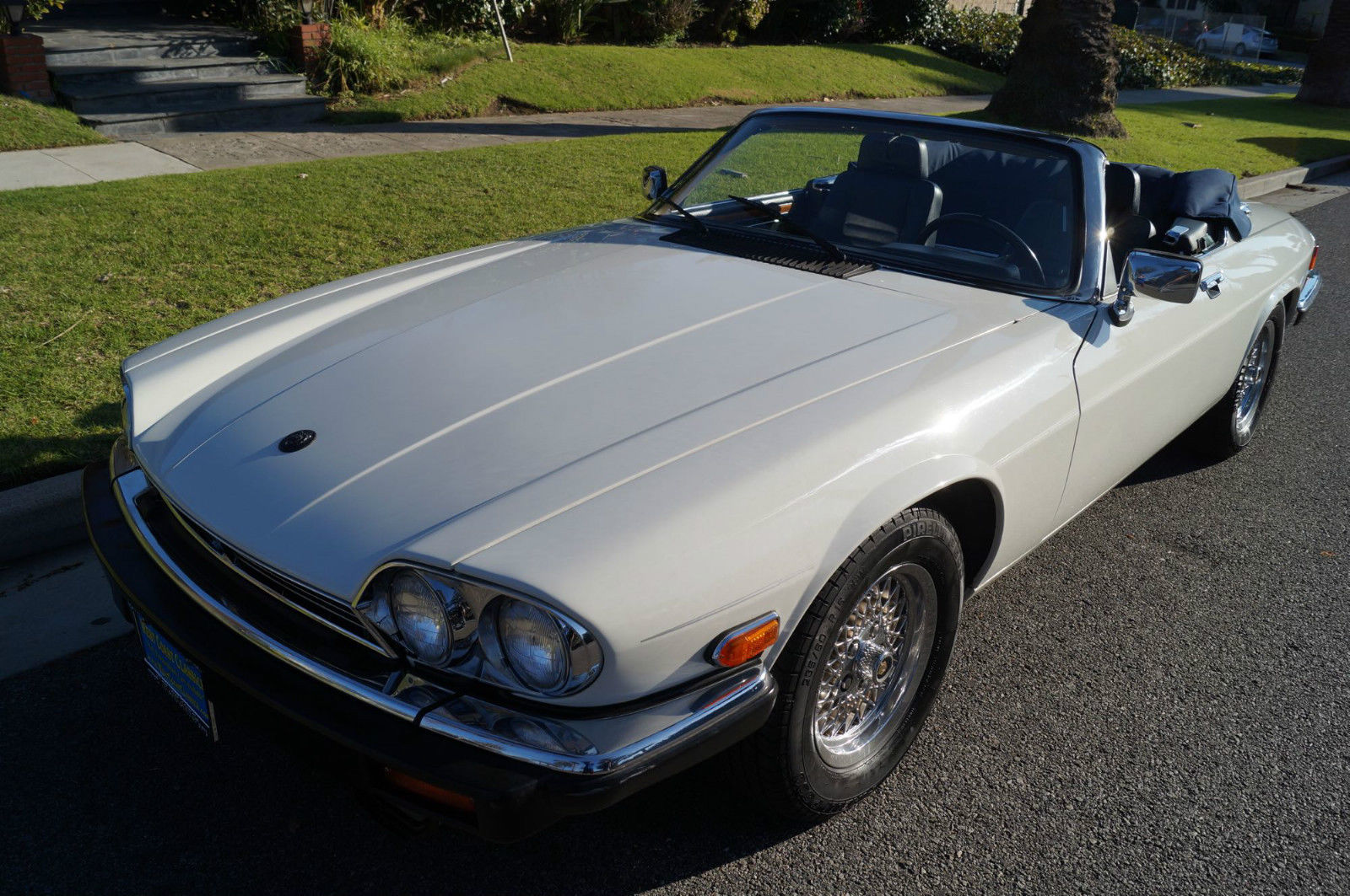 1990 jaguar xjs v12 convertible for sale. Black Bedroom Furniture Sets. Home Design Ideas