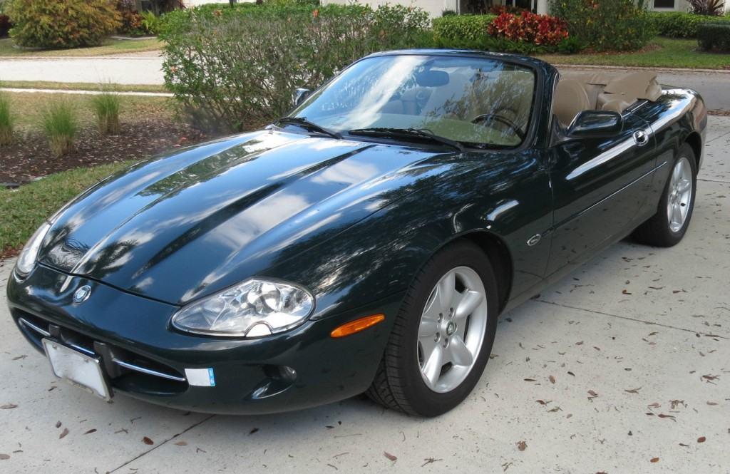 Used Jaguars For Sale >> 1997 Jaguar XK8 for sale