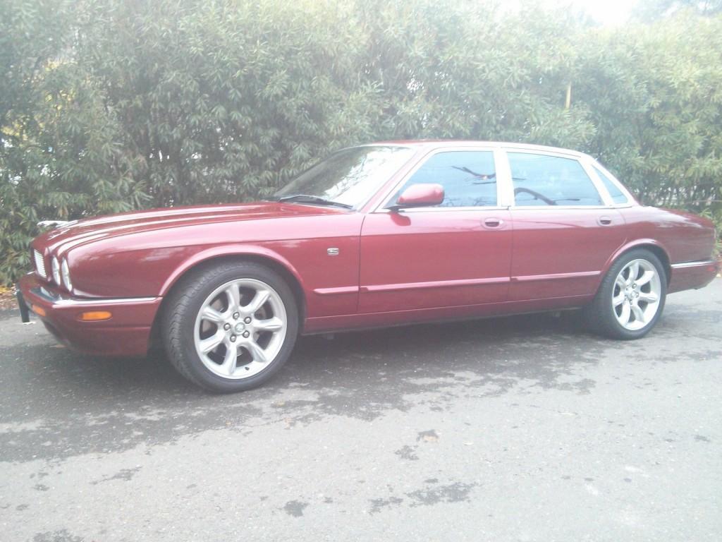 2002 Jaguar Xjr V 8 For Sale