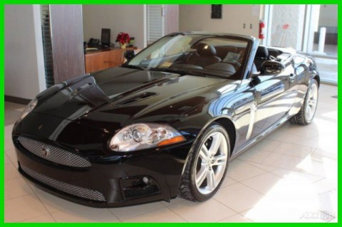 2008 Jaguar XKR for sale