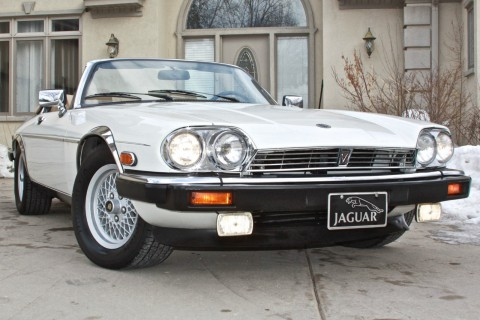 1990 Jaguar XJS XJS V12 for sale