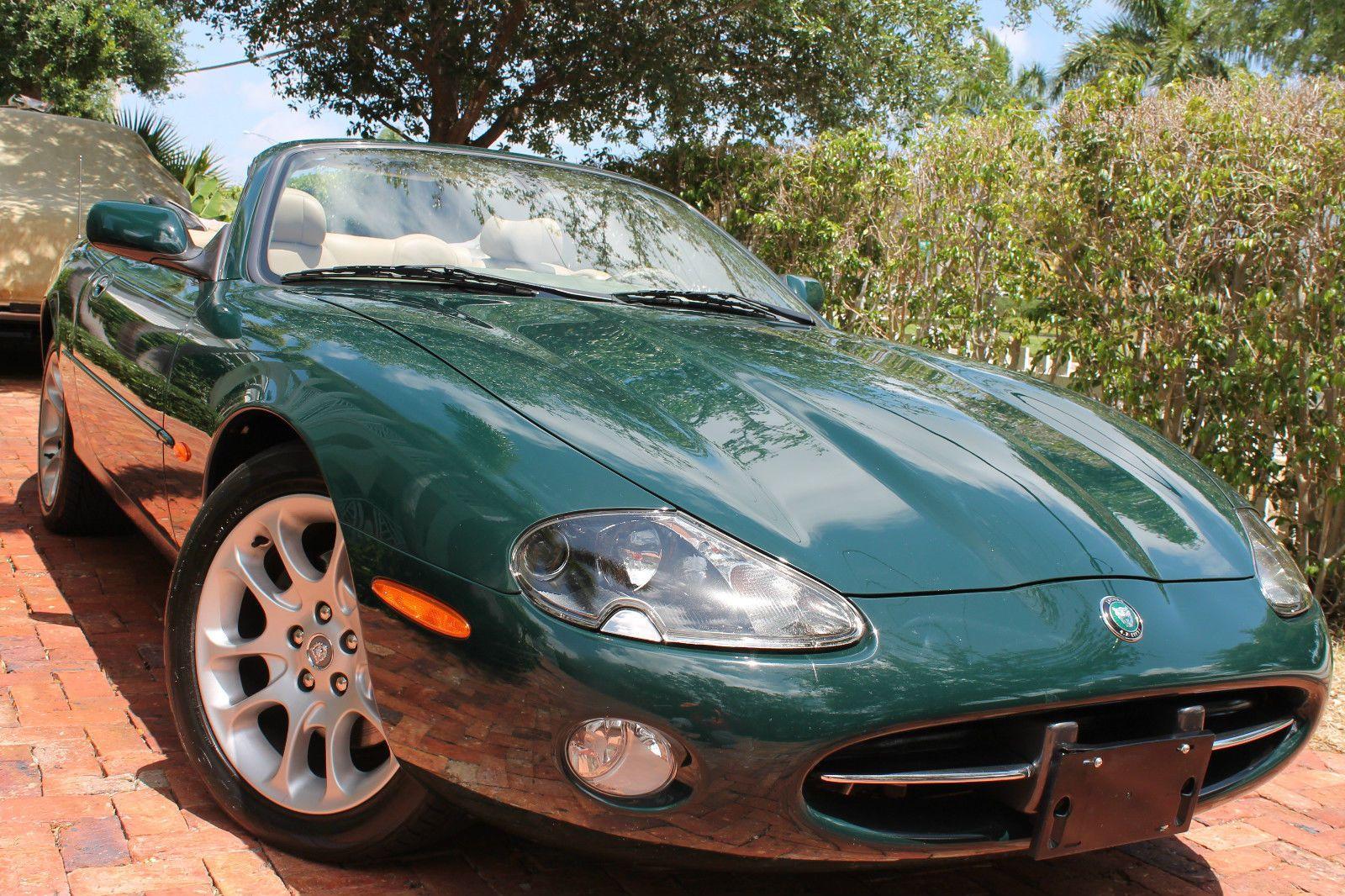 2017 Jaguar Xe 35t Premium >> 2003 Jaguar XK8 Luxury Performance Convertible for sale