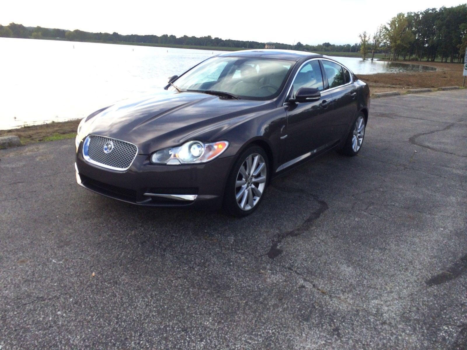 2011 Jaguar Xf For Sale