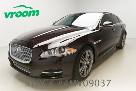 2011 Jaguar XJ Supersport Certified for sale