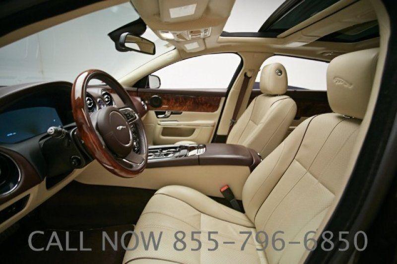 2011 Jaguar XJ Supersport Certified