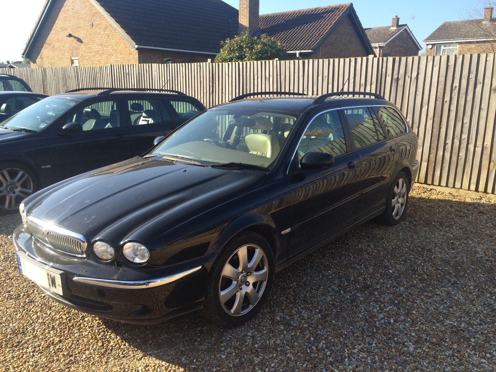2017 Jaguar Xe 35T Premium >> Jaguar X-type Estate 2006 2.0 d for sale