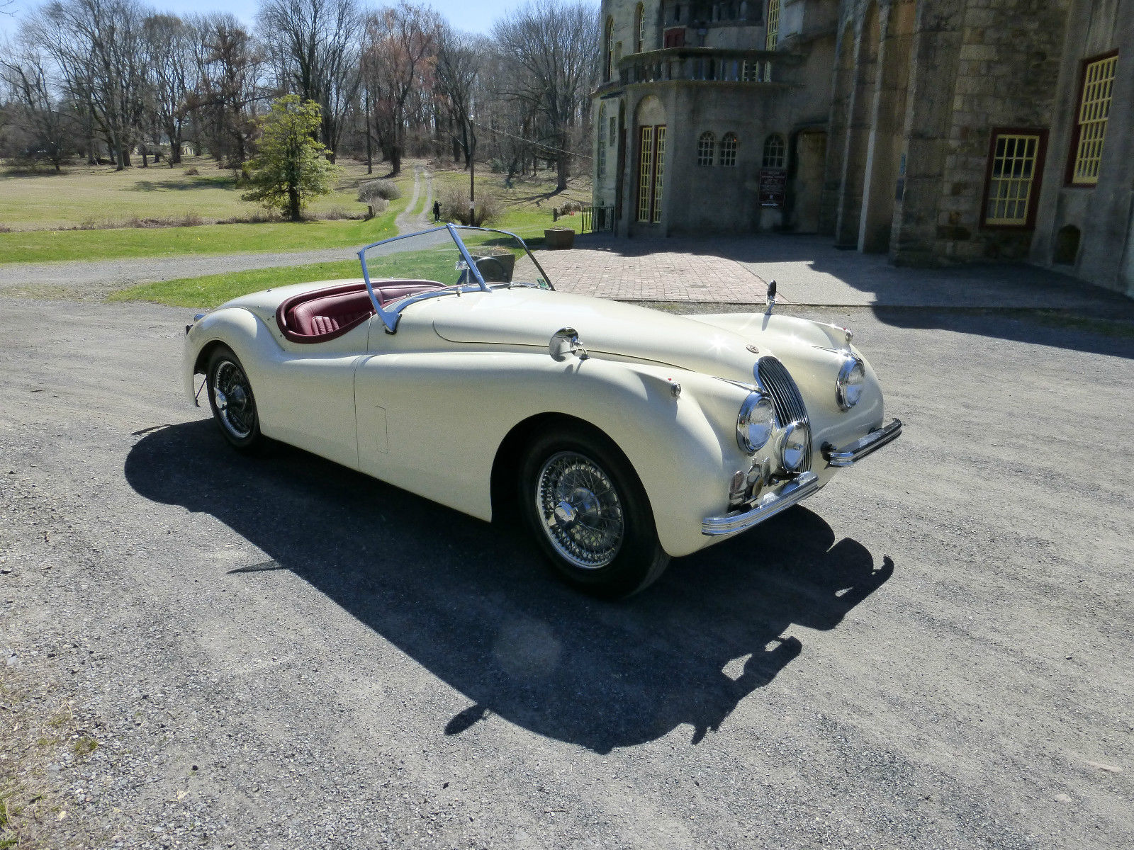 1953 jaguar xk xk 120 otc for sale. Black Bedroom Furniture Sets. Home Design Ideas