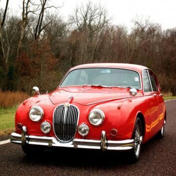 1963 Jaguar MK II 6 Cylinder for sale