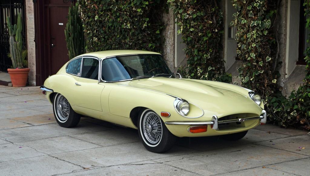 1970 Jaguar E Type For Sale