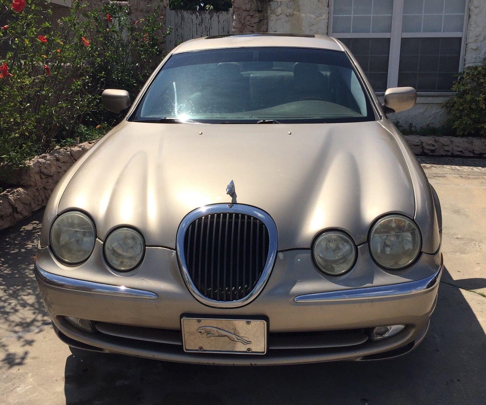 2001 Jaguar Xkr For Sale In Tampa Florida: 2000 Jaguar S-Type For Sale