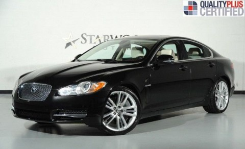 2011 Jaguar XF Jaguar XF Supercharged for sale