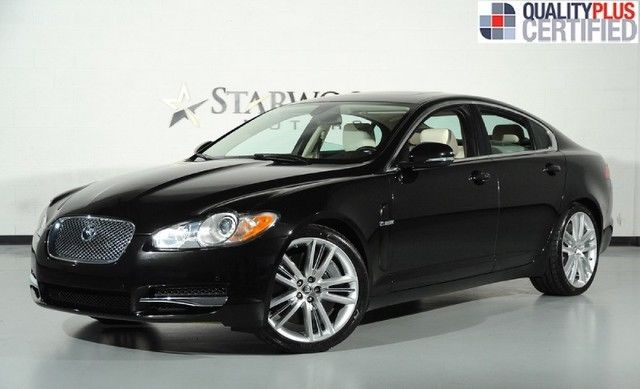 2011 Jaguar XF Jaguar XF Supercharged