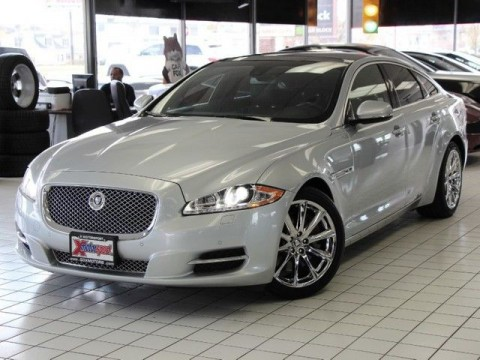 2011 Jaguar XJ for sale