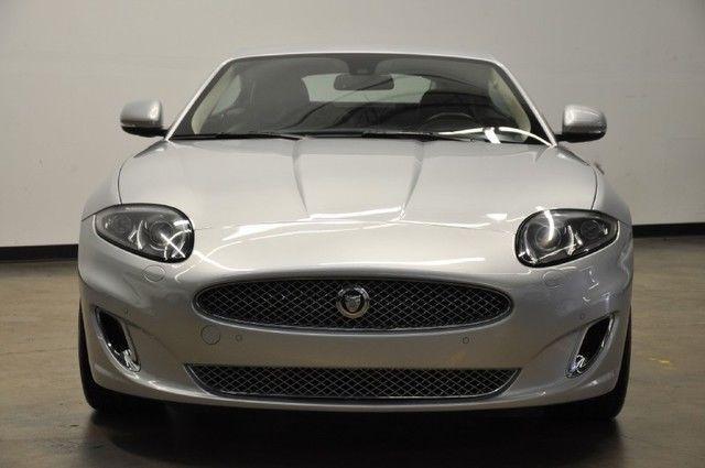 2013 Jaguar XK Coupe