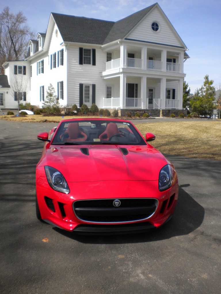 2014 Jaguar F TYPE CONVERTIBLE
