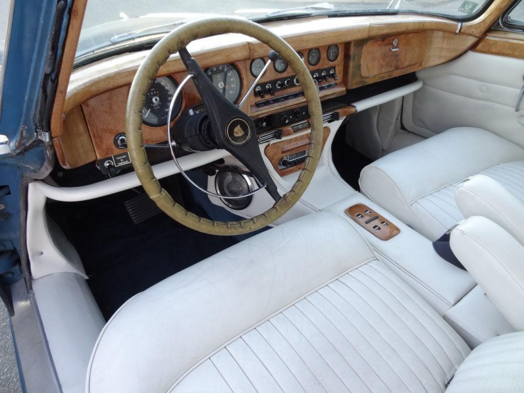 1966 Jaguar Mark X 420G 4.2 for sale